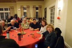 Friends at Dinner Club