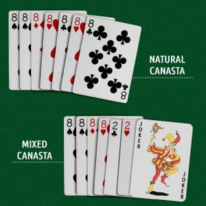 Canasta @ Clubhouse Card Room