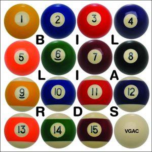 Billards @ Clubhouse Billiards Room